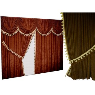 Truck curtain set 15