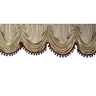 Truck curtain set 16