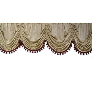 Truck curtain set 16