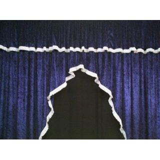 LKW-Bettgardine/Mittelvorhang 01 Verdunkelungs-Stoff