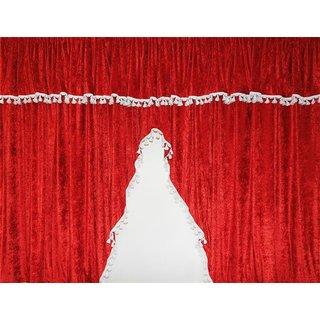 Kopie von LKW-Gardinen/Vorhang-Set 01 Pannesamt