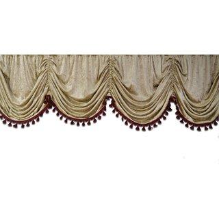 Kopie von LKW-Gardinen/Vorhang-Set 16 Pannesamt